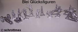 042 Soldat Bleiglücksfiguren - Bild vergrößern