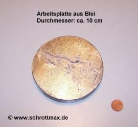 020 Bleischeibe 10 cm - Bild vergrößern