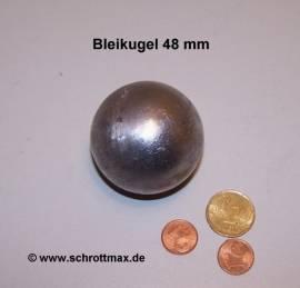 480 Bleikugel ø 48 mm - Bild vergrößern