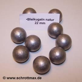 220 Bleikugeln ø 22 mm - Bild vergrößern