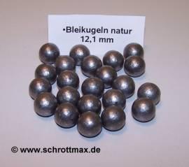 138 Bleikugeln ø 12,1 mm - Bild vergrößern