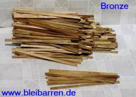 084 Bronze - Stäbe CuSn8 - Bild vergrößern