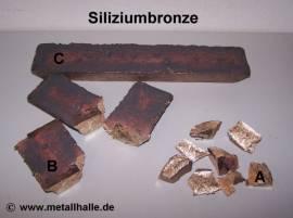 201 Siliziumbronze kleinstückig - Bild vergrößern