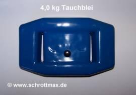 035 Tauchblei 4,0 kg beschichtet - Bild vergrößern