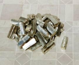 001 Reinzinn Zinn Sn99 - Bild vergrößern