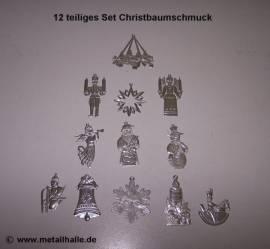 002 Sonderangebot Christbaumschmuck 12 teilig - Bild vergrößern