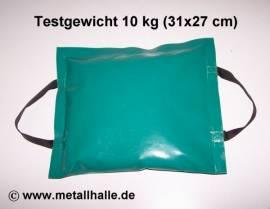 010 Testgewicht 10 kg in reißfester Plane - Bild vergrößern
