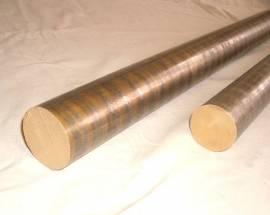 016 Bronze CuSn12 Vollstange rund ø 16 - 100 mm